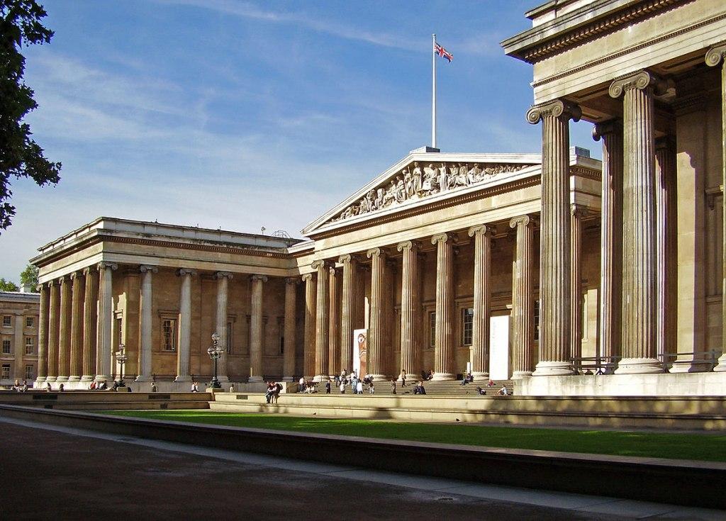 موزه ی بریتانیا | British Museum
