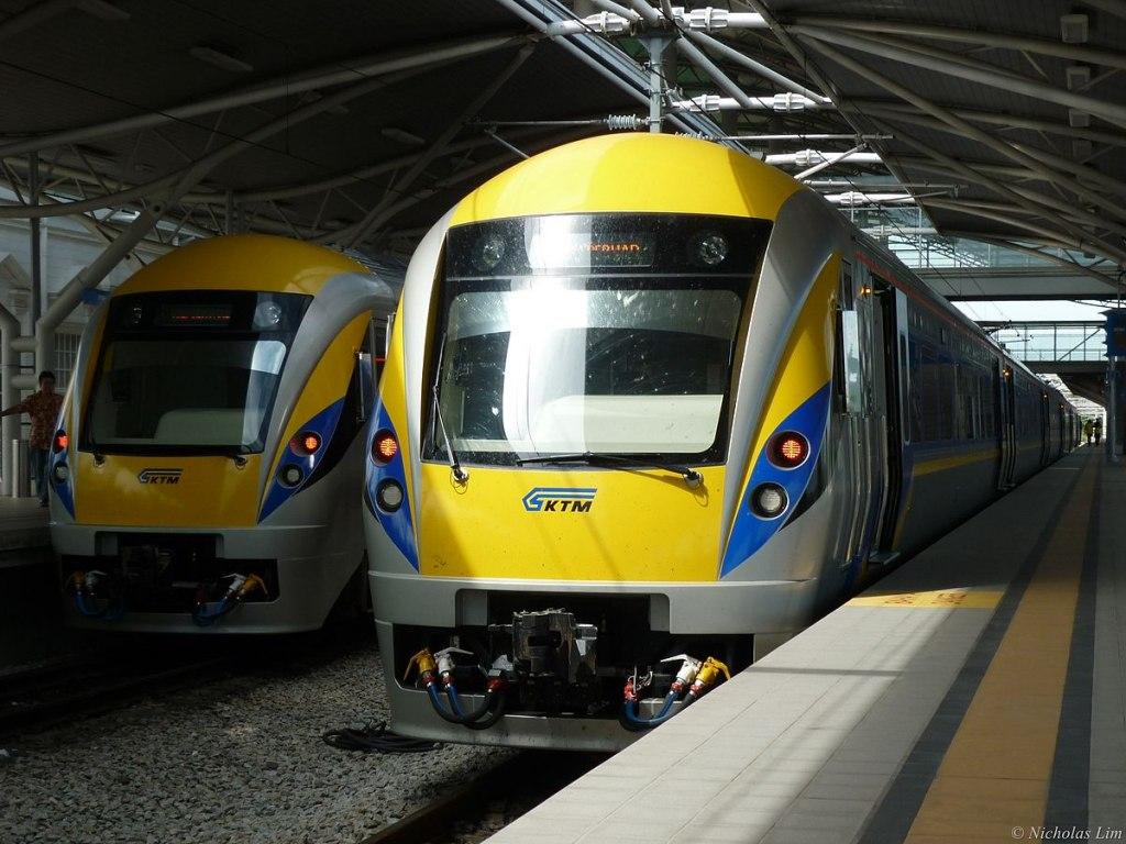 سیستم ریل مالزی