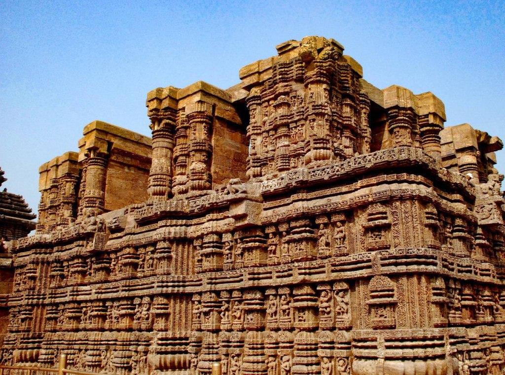 8- معبد خورشید کنارک | Konark Sun Temple
