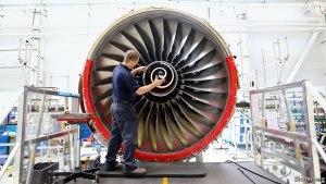 شرکت های سازنده موتور هواپیما