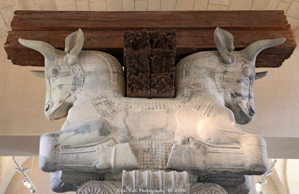 آثار ایرانی در موزه لوور