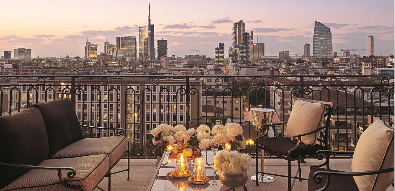 بهترین هتلهای میلان