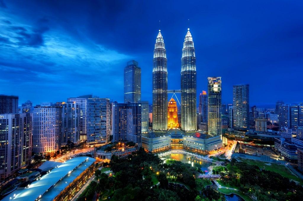سیستم حمل و نقل در مالزی