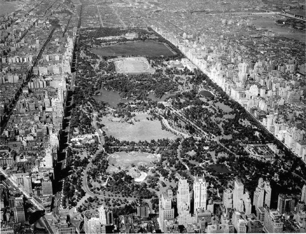 تاریخچه ی سنترال پارک نیویورک