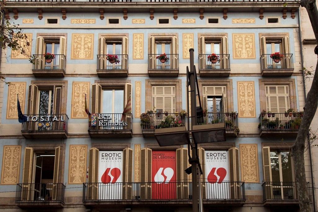 موزه عطر در بارسلونا