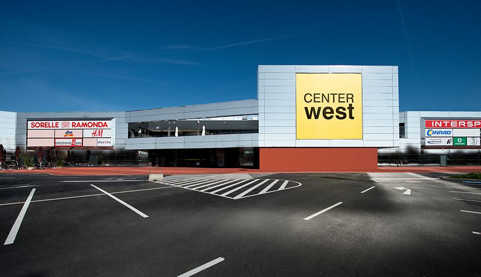 مرکز خرید سنتر وست | Center West