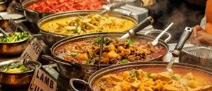 غذاهای پر ادویه و تند بنگلادشی