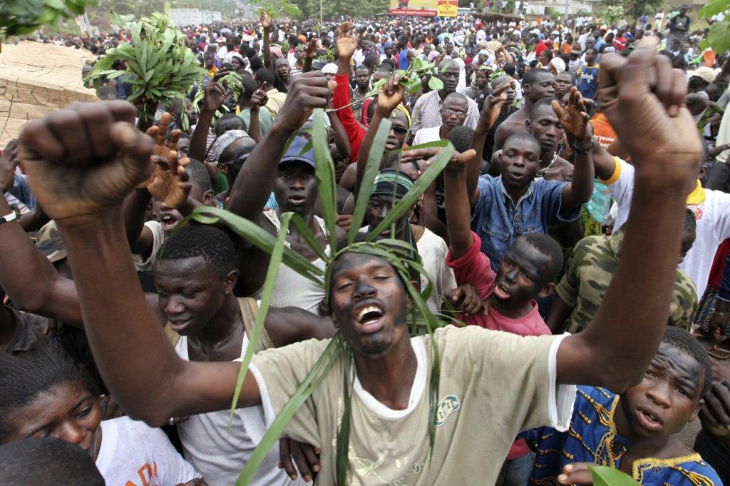 مذهب ساحل عاجی ها