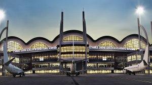فرودگاه بین المللی صبیحه گوکچن