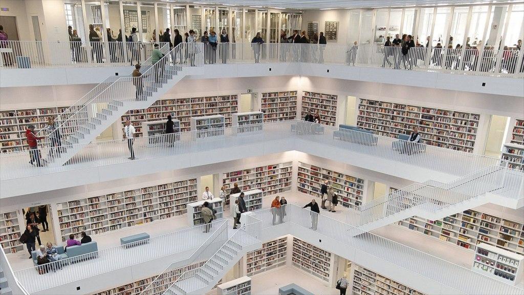 کتابخانه اشتوتگارت