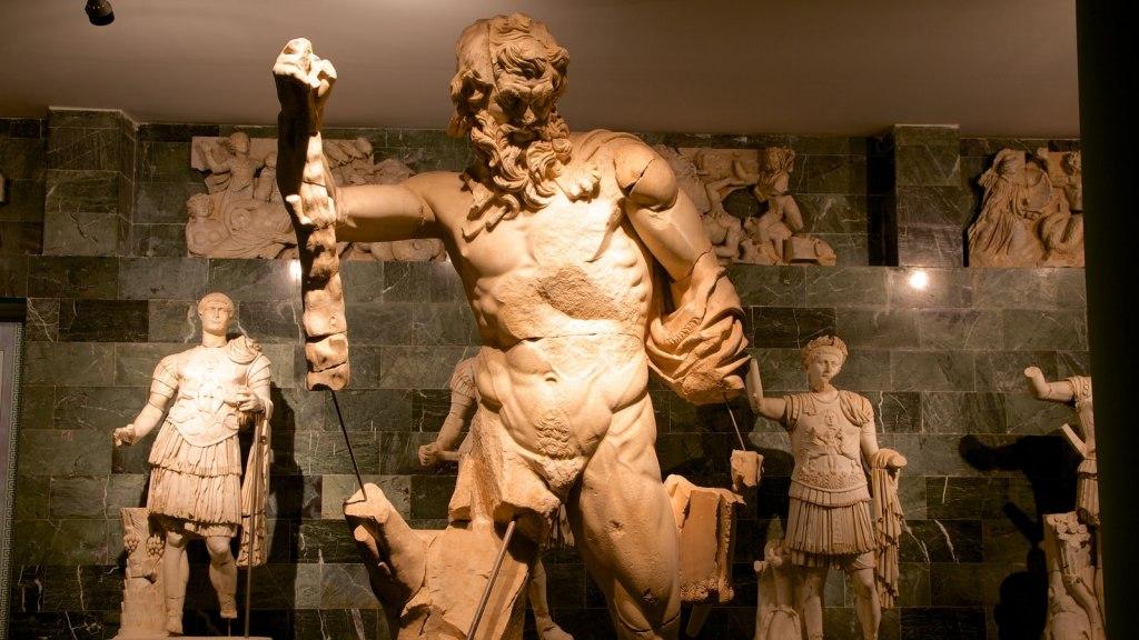 درباره موزه های آنتالیا
