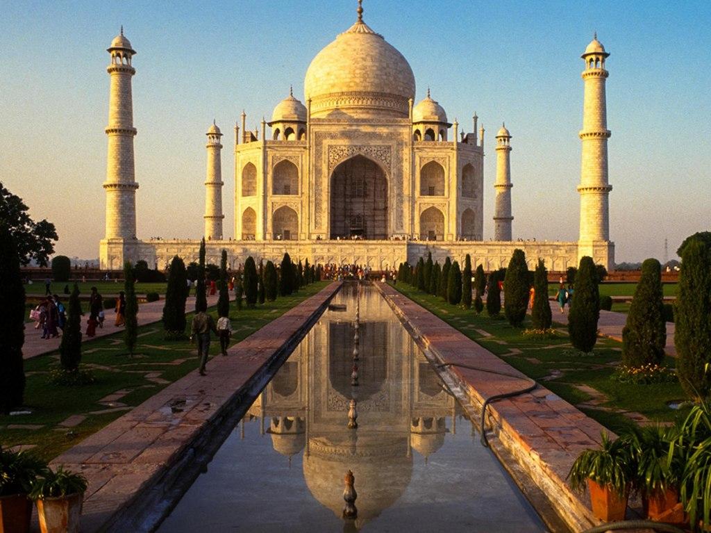 4- تاج محل | Taj Mahal