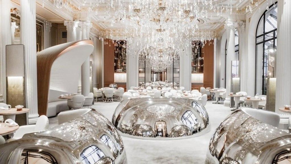 لوکس ترین رستوران های پاریس