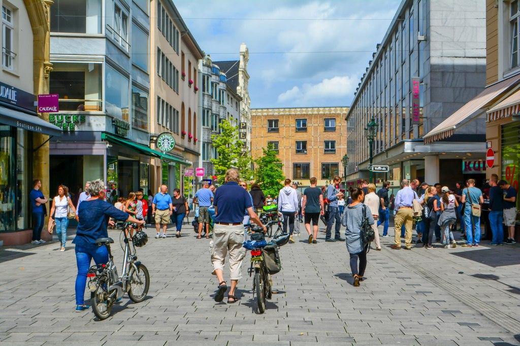 راهنمای سفر به شهر دوسلدورف آلمان