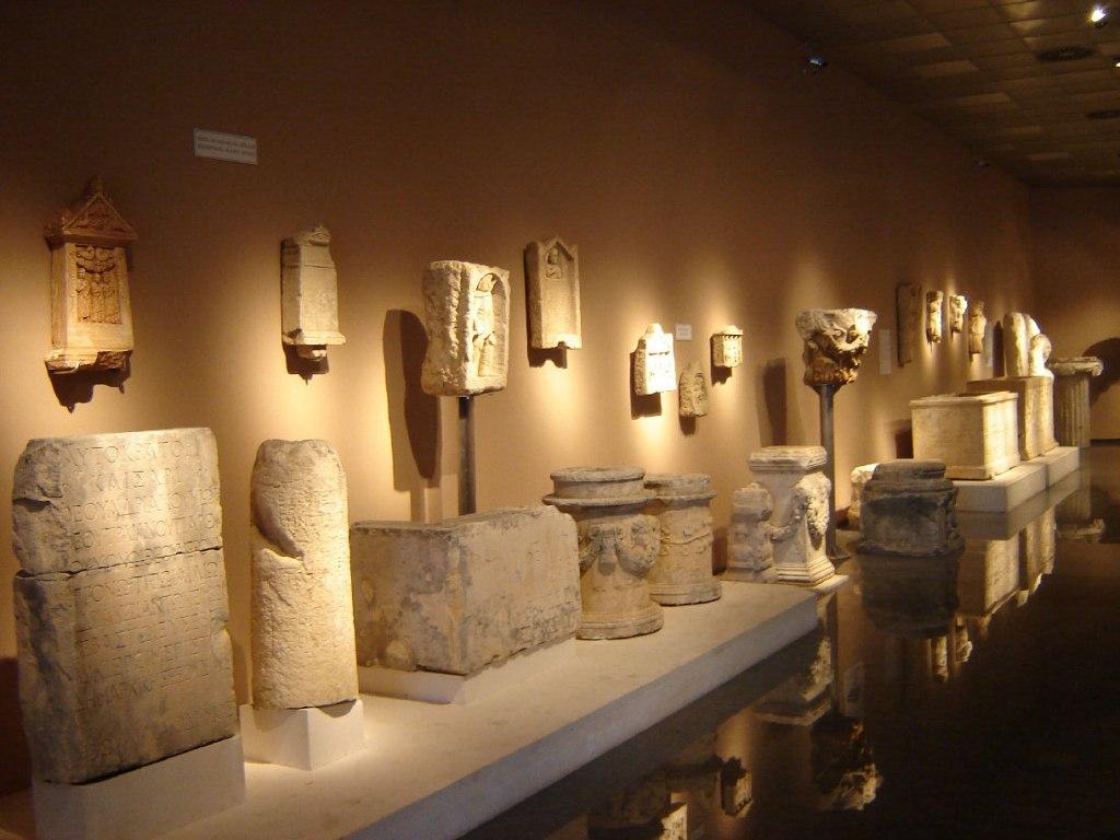 موزه باستان شناسی آنتالیا | Antalya Museum