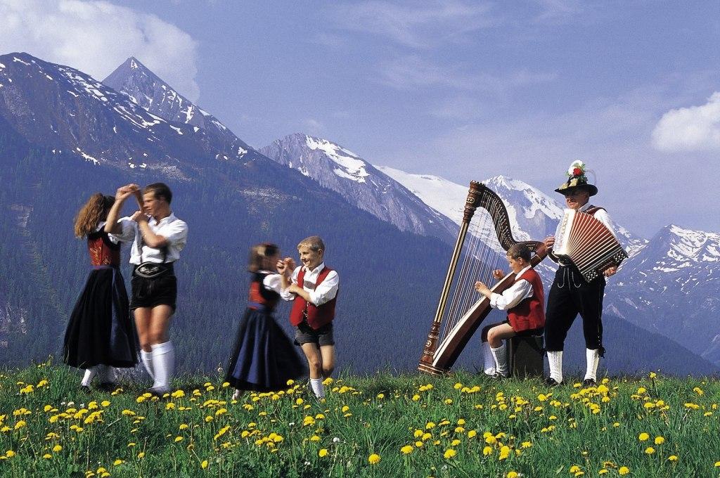 اتریش سرزمین موسیقی