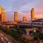 حمل و نقل در تایلند چگونه است ؟