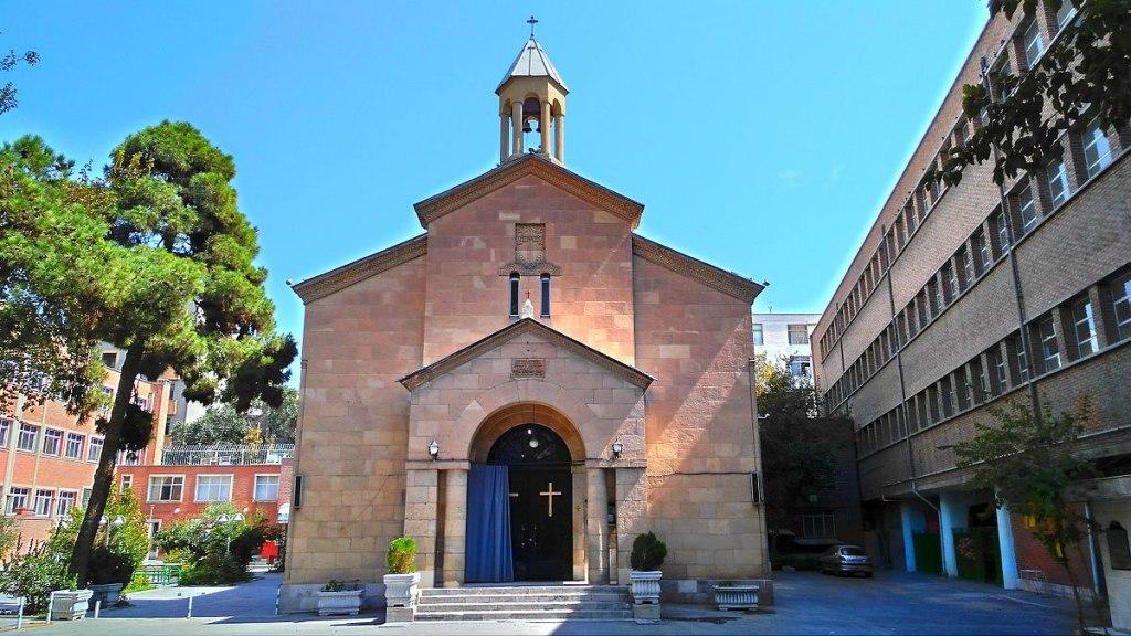 با برترین کلیساهای ایرانی آشنا شوید