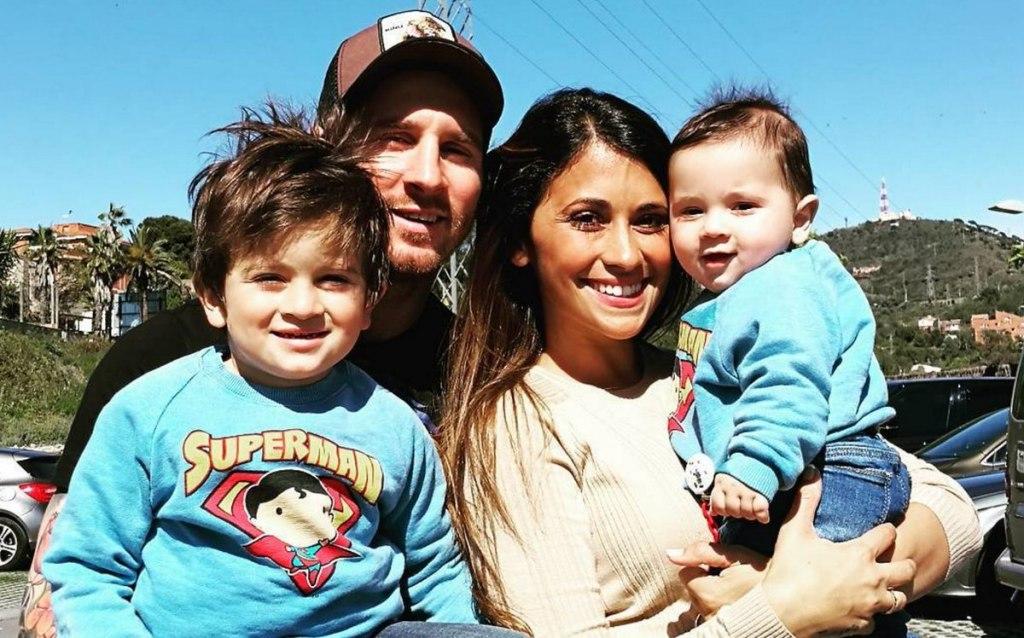 سفرهای مسی ستاره فوتبال آرژانتینی