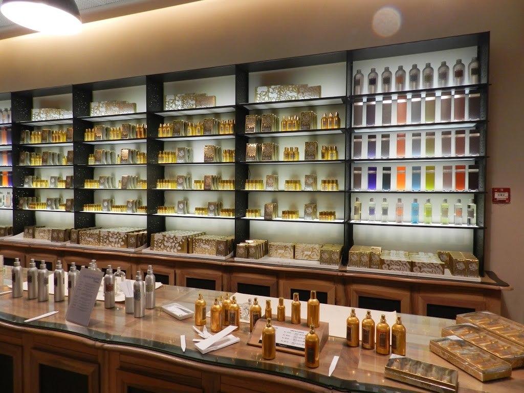 موزه عطر فرانسه در گراس