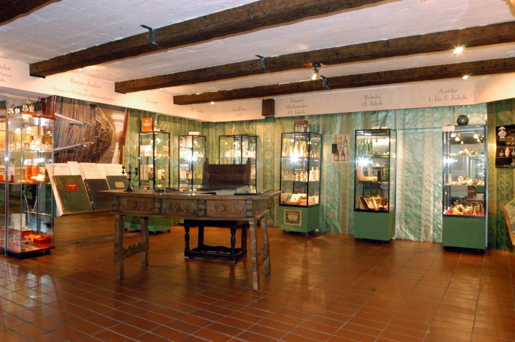 موزه عطر کلن آلمان
