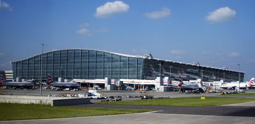 نحوه ی انتقال از فرودگاه به هتل های شهر لندن