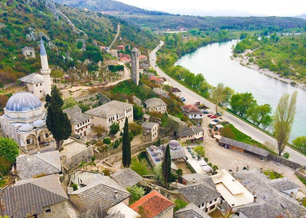 بوسنی و هرزگوین کجاست؟