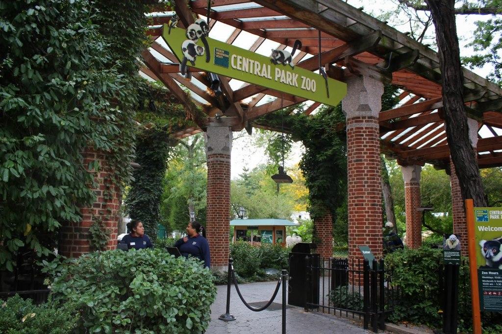 باغ وحش سنترال پارک نیویورک