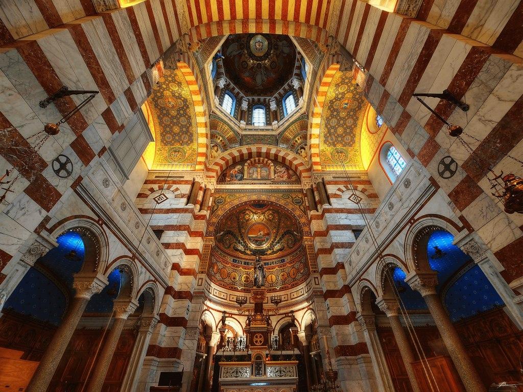 کلیسای جامع نتردام دولاگارد | Notre-Dame de la Garde