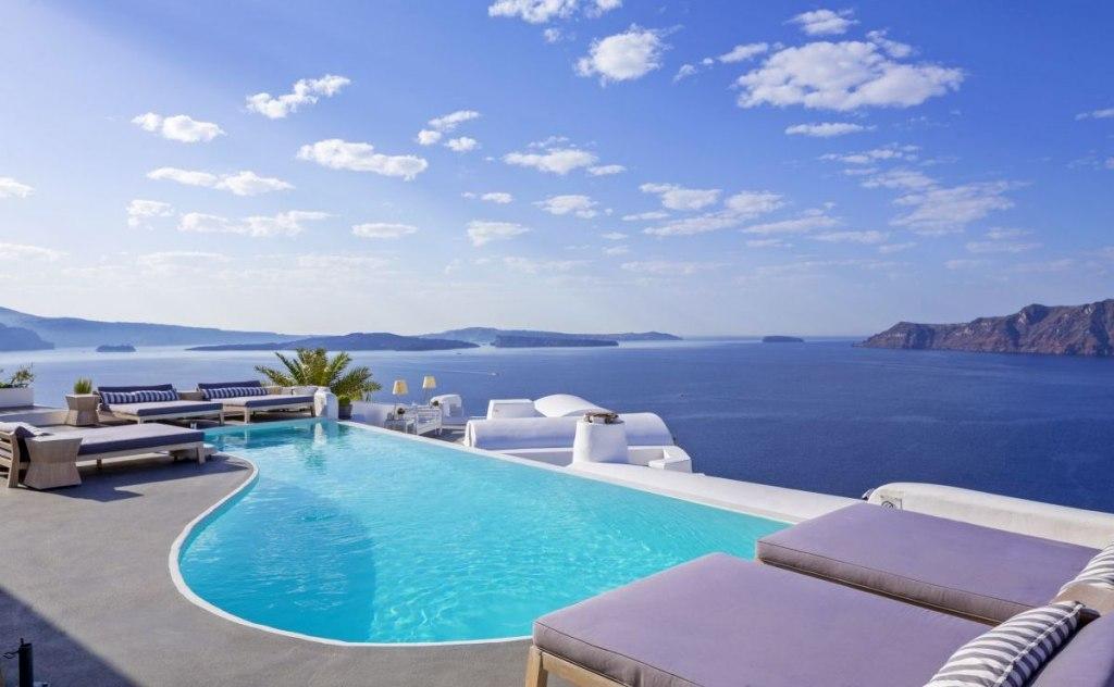 هتل رؤیایی کاتیکیز یونان