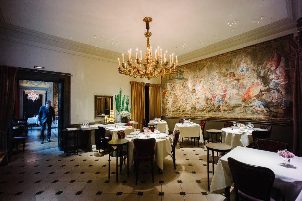 رستوران L'Ambrosie