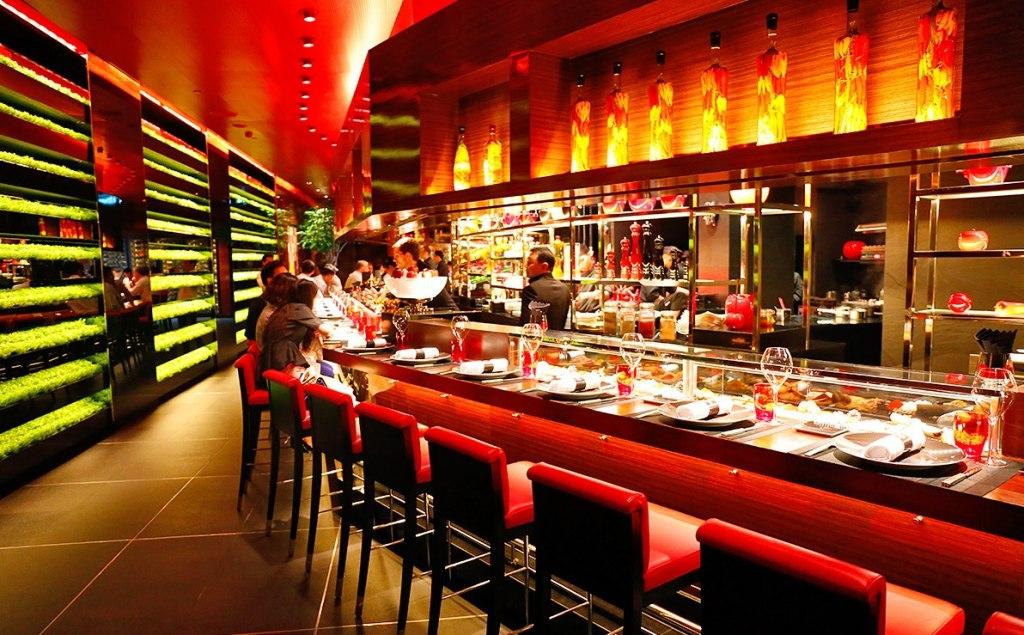 رستوران آتلیه دو ژوئل غوبوشون