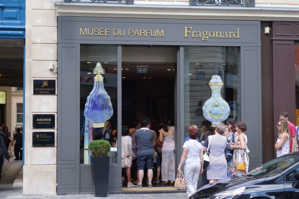 موزه عطر پاریس