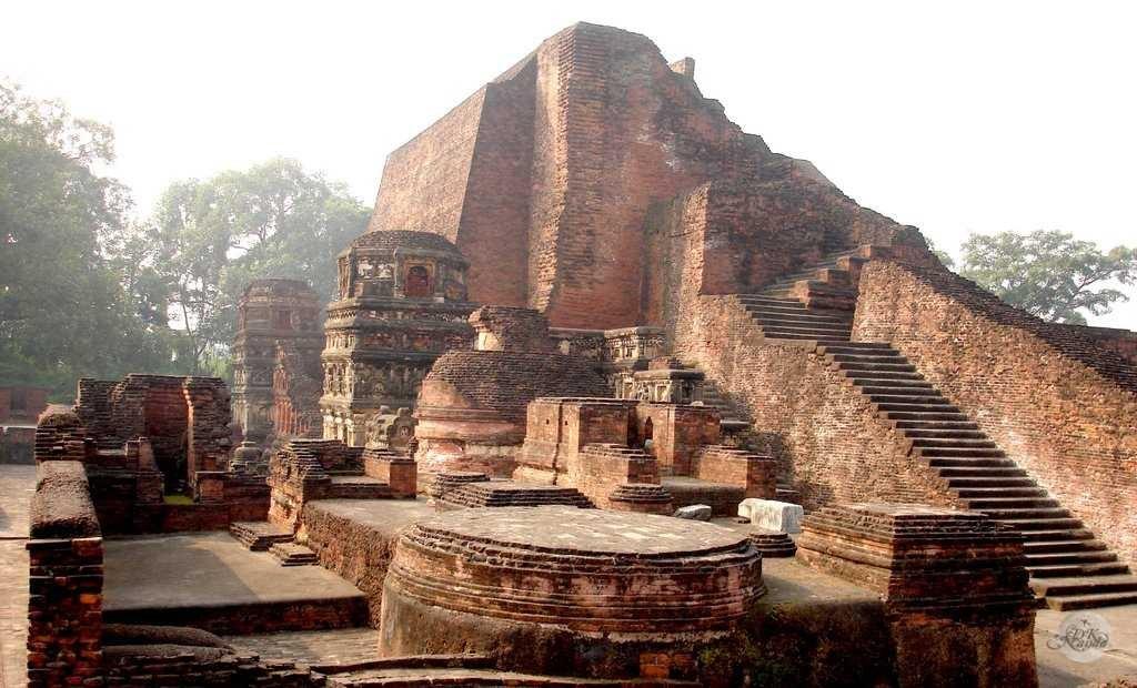10- مکتب خانه نالاندا | Nalanda