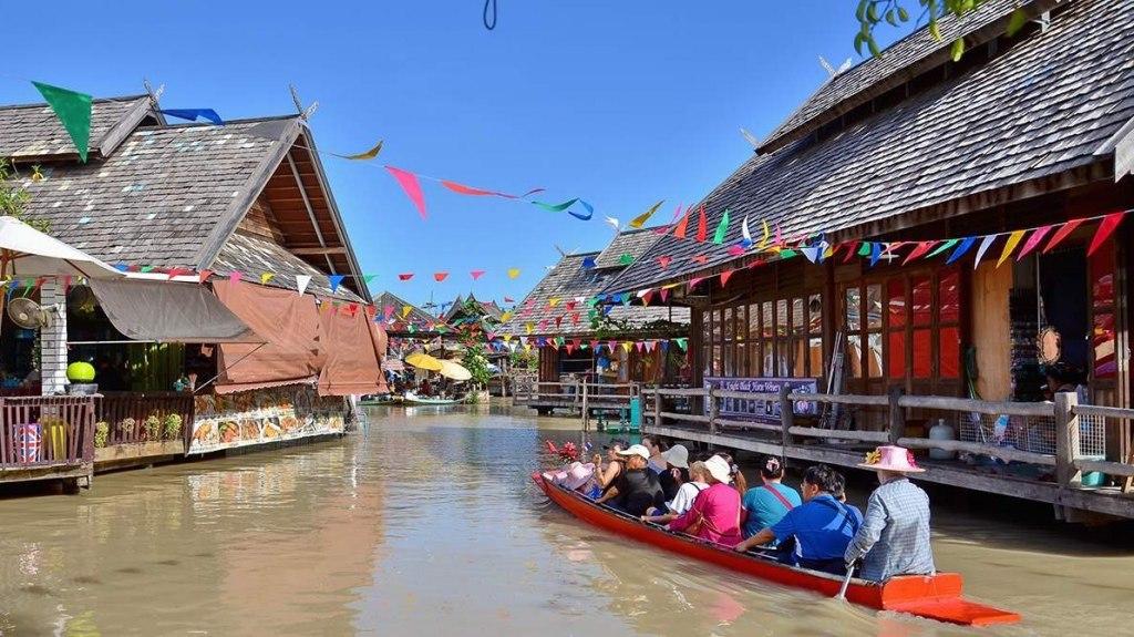 دهکده تایلندی Thai Folkways Village