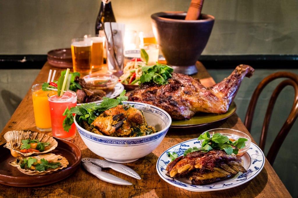 غذاهای محلی لندن