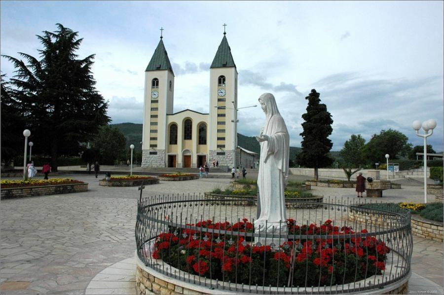 زیارتگاه کاتولیک هرزگوین