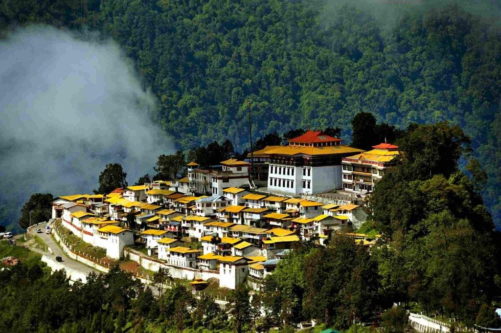 7- صومعه تاوانگ | Tawang Monastery