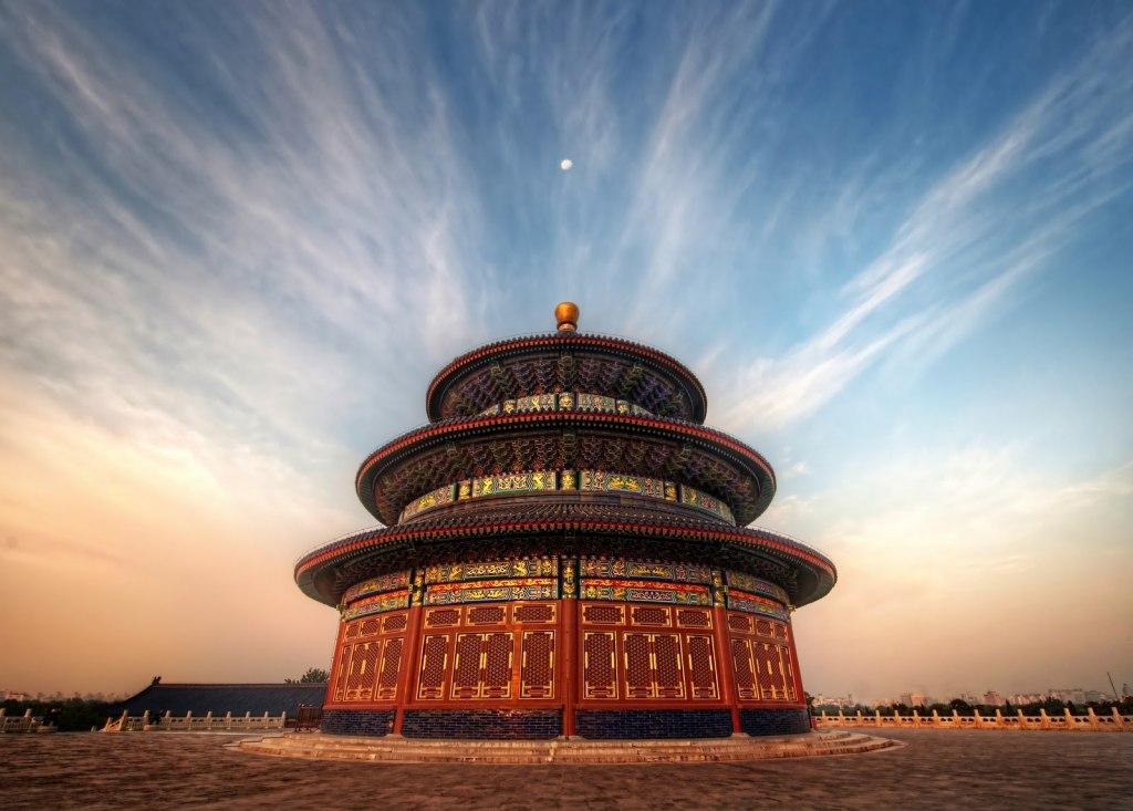 با معبد بهشت پکن آشنا شوید!