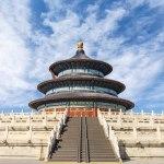 معبد بهشت پکن، بزرگترین معبد چینی