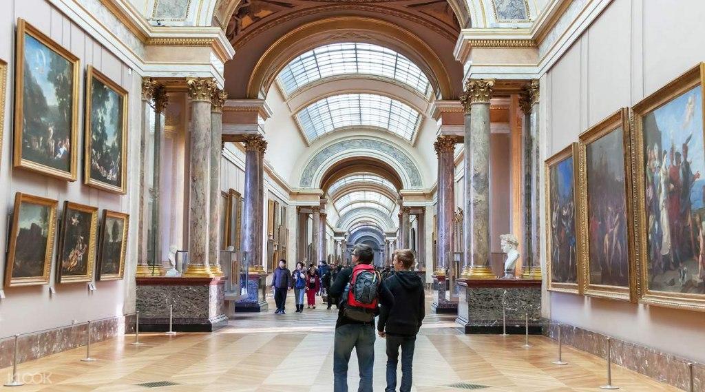 رازهایی درباره موزه لوور که از آن بی خبرید!