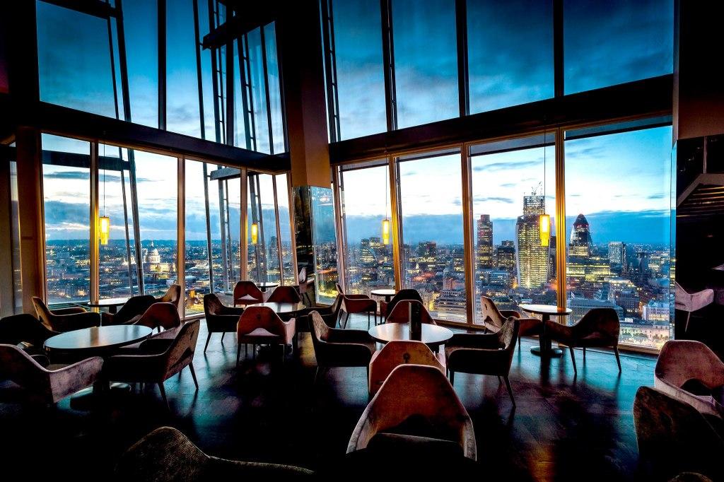 با 4 رستوران بی نظیر لندن آشنا شوید!