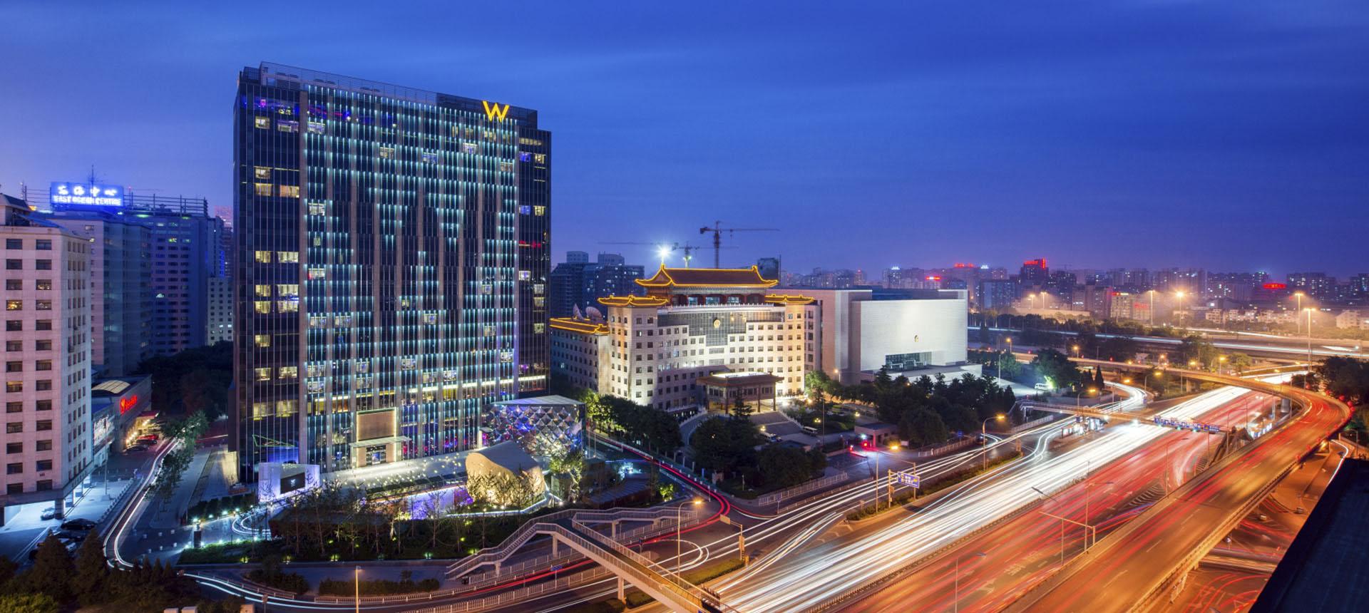 ارزان ترین هتل های پکن