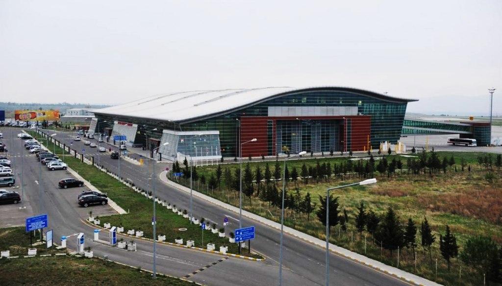 فرودگاه تفلیس
