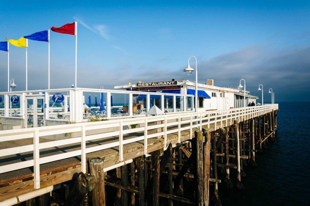 اسکله سانتاکروز | Santa Cruz Wharf