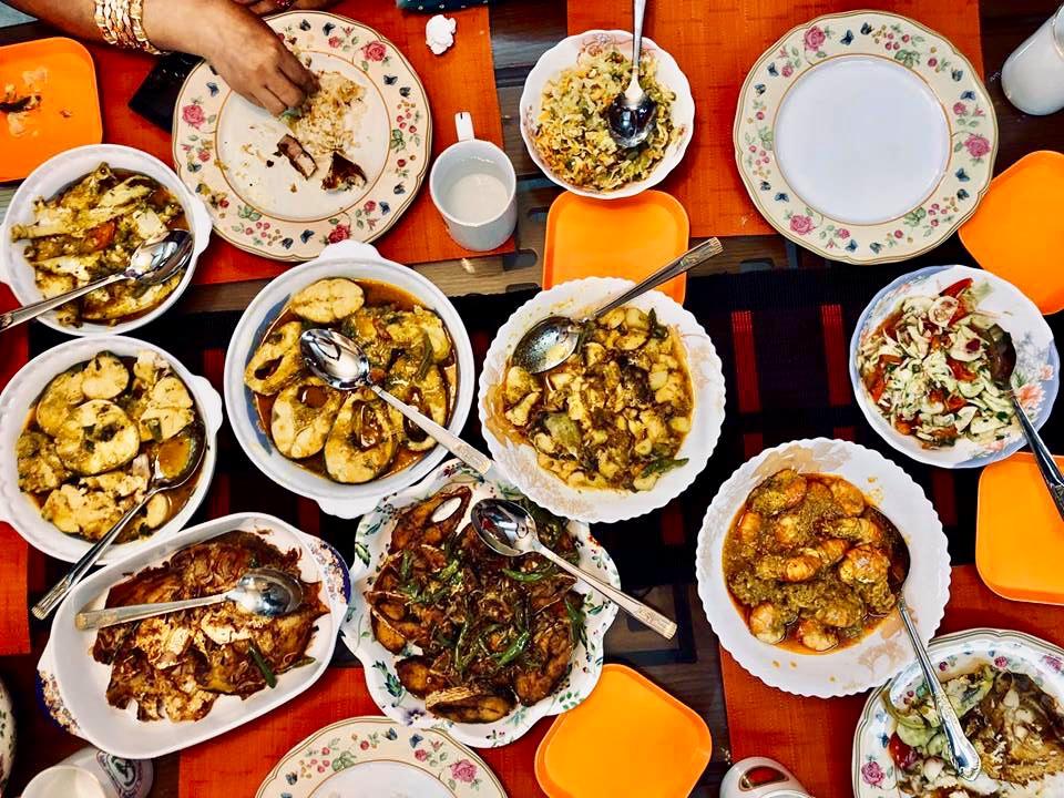 غذاهای بنگلادشی