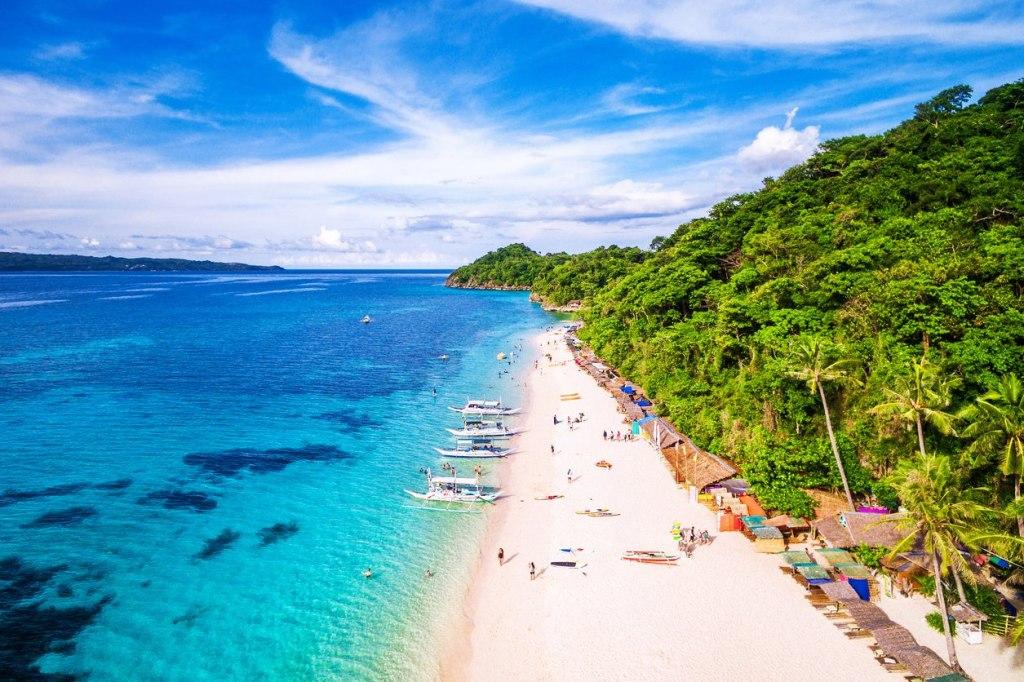 جزیره بوراکی، آکلان