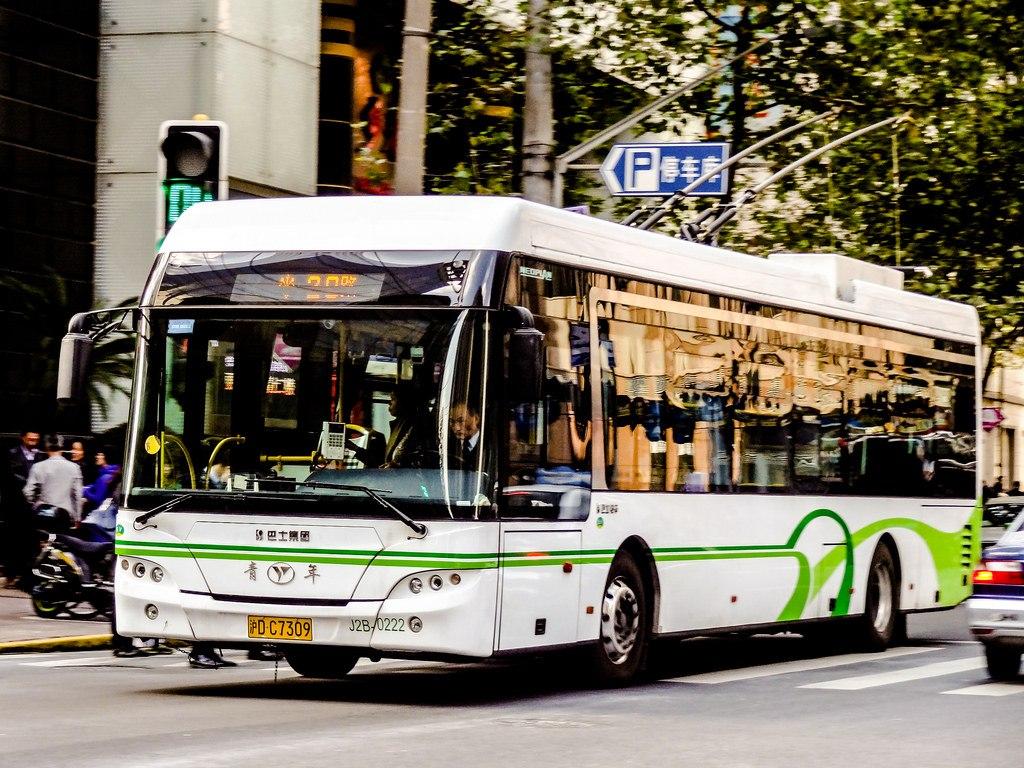 سیستم حمل و نقل اتوبوس
