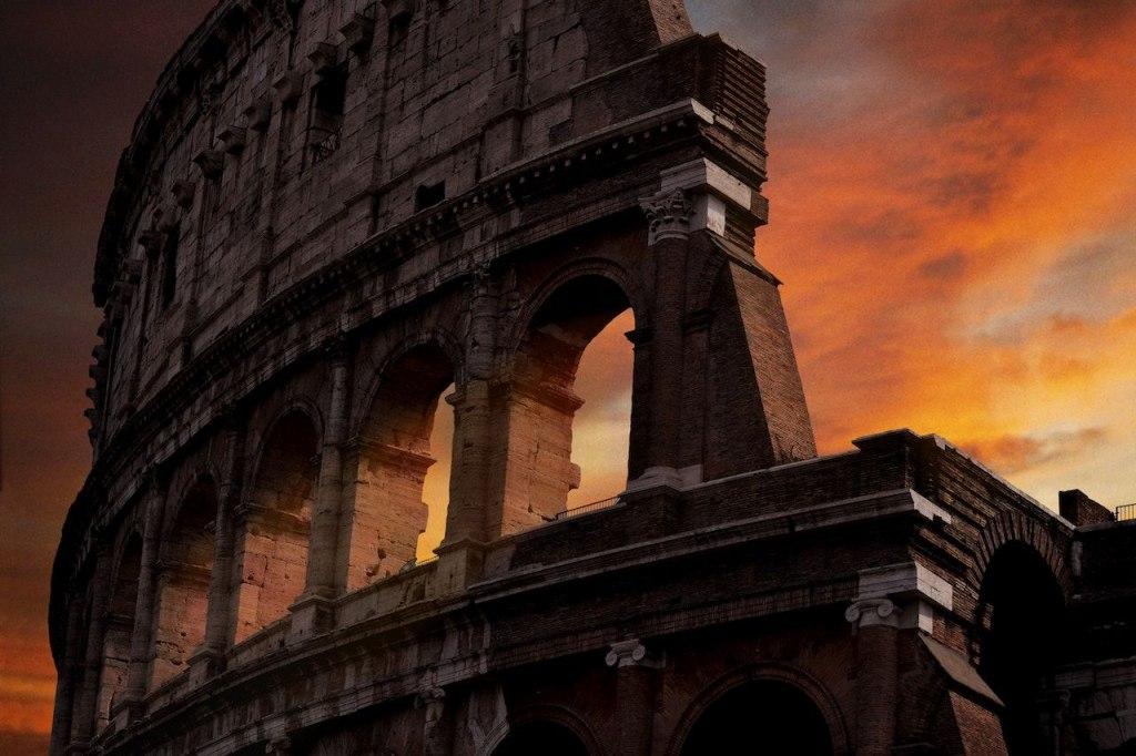 آمفی تئاتر کولوسئوم، برجسته ترین آثار تاریخی رُم