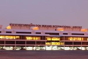 معرفی فرودگاه بین المللی دن موئنگ